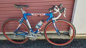 Trek USPS US Postal OCLV Carbon  Made in USA 56cm bike