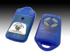 Securacode PTX4 Remote Control for Garage Door - Blue