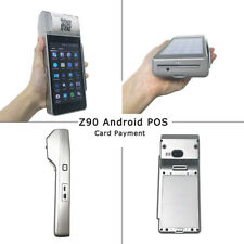 ZCS Z90 Android POS System retail with thermal printer and barcode scanner