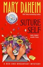 Bed-And-Breakfast Mysteries: Suture Self by Mary Daheim (2002, Paperback)