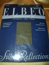 ELBEO Nachtglanz Feinstrumpfhose Gr. 40-42 TAIGA 20 den Tights Collant OVP