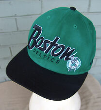 Boston Celtics VTG Snapback Hardwood Classics New Era 9Fifty Baseball Cap Hat