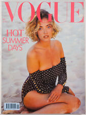 Herb Ritts CARRE OTIS Chanel STEVEN KLEIN Pam Hogg JPG Manolo Blahnik YSL Vogue