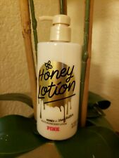 VICTORIAS SECRET PINK Honey Lotion  Honey + Shea Butter 14oz/414ml