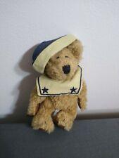 Boyds Bears Chauncey Fitzbruin #912033 Americana Sailor Bear Vintage