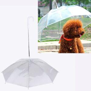 Umbrella Pet Dog Leash Back Length Lesypet ProtectionPour Reflective Rain Lead