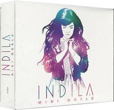 INDILA Mini World [Lim.Ed] CD+DVD SUPER WYDANIE  CD NEW
