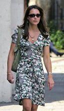Rare TopShop Green Tea Dress, Exact Replikate, Size UK 12 US 8