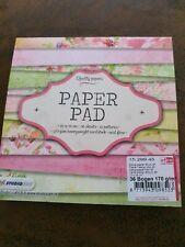 Paper Pad von StudioLight, neu, Papierblock, scrappen, Karten basteln