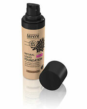 Lavera Trend Natural Liquid Foundation - Almond Amber - 30ml Organic / Vegan