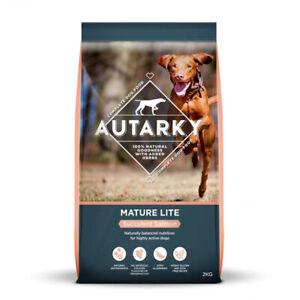 Autarky Mature Lite Succulent Salmon Dry Dog Food - 2kg