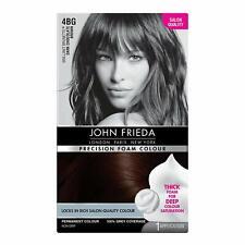 John Frieda Precision Foam Colour Hair Dye Number 4BG Dark Chocolate Brown