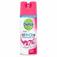 Dettol All in One Disinfectant Spray Orchard Blossom 400ml - Pack of 3