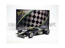 Lotus Renault 97 T Ayrton Senna 1/18 Grand Prix du Portugal 1985 Premium x