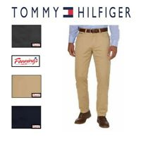NEW!! Tommy Hilfiger Men's 5-Pocket Flex Pants | VARIETY Size and Color| E32