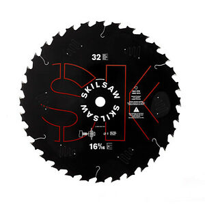Skilsaw Heavy Duty 16-5/16 inches X 32 Tooth Circular Saw Replacement Blade