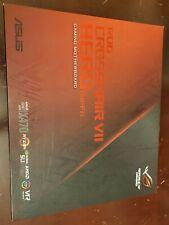 ASUS Rog Crosshair VII Hero Wi-fi X470 AMD Am4 Ryzen 2 Ddr4 ATX Motherboard