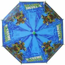 Xtreme Teenage Mutant Ninja Turtles Niños Childrens Burbuja Brolly Cúpula Paraguas