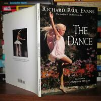 Evans, Richard Paul,   Jonathan Linton THE DANCE  1st Edition 1st Printing