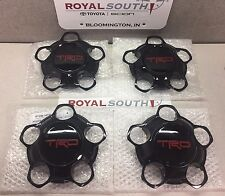 Toyota Tundra 2015 - 2017 TRD PRO Wheel Center Cap Set (4) Genuine OE OEM