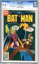 Batman #299  CGC  9.4  NM  Off white to wht pgs 5/78  David Vern story, Jim Apar