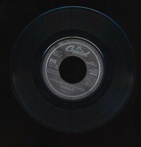 45 Wings Venus and Mars DJ Version Mono Stereo 1975 McCartney Beatles Rare