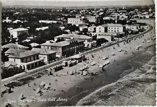 Cartolina Igea Marina vista dall'aereo VIAGGIATA Postcard
