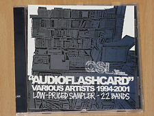 AUDIOFLASHCARD 1994-2001 - BEAUTIFUL SKIN - DEAD AND GONE - LOST KIDS - DE FACTO