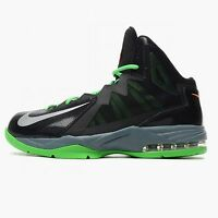 new concept e019a 5c4cf Originals Nike Air Max Lebron X Low Bright Citrus Hyper Blue-Bla