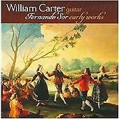 Fernando Sor - Early Works [Hybrid SACD - plays on all CD players], William Cart