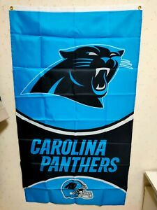 Carolina Panthers NEW Flag 3X5 FT NFL Banner Polyester FAST SHIPPING!!!