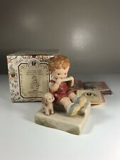 A Little Love Song For You Enesco 1994 Members Only Signed 1993 #My941 Mint Cond