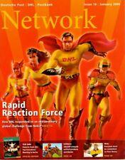 DHL Deutsche Post DHL Postbank Network Magazine Issue 16 January 2008