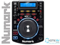 Numark NDX500 USB/CD/MP3 Media Player and Software Controller - Scratch DJ *NEW*