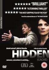 Hidden cache [DVD]
