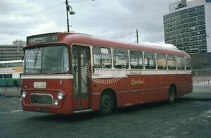 PHOTO Central SMT Leyland Leopard T20 AGM620B in 1981 on route 39