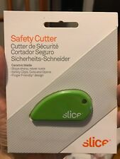 Slice Safety Cutter Green 895142001004 New