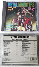 METAL Monsters vol. 4-Tokyo Blade,... 1993 WZ CD Top