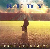 Jerry Goldsmith : Rudy CD (1993)