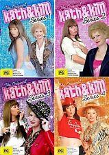KATH And KIM Series : COMPLETE Seasons 1 2 3 4 : NEW DVD