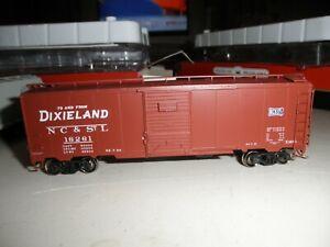 N.C.& St.L. ( Dixieland)  1932 ARA 40' boxcar # 18261