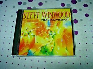 Steve Winwood - Talking Back To The Night (CD)