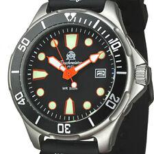 "TAUCHMEISTER XL-Profi-Taucheruhr ""Deep Sea"" 50ATM Date T0280"
