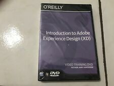 O'Reilly Introduction To Adobe Experience Design (Xd) Video Training Dvd