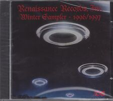 "RENAISSANCE RECORDS, INC. ""Winter Sampler 1996/1997"" NEW ROCK CD--PROMO-Last 1!"