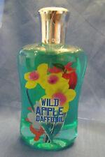 Bath and Body Works New Wild Apple Daffodil Women Shower Gel 10 oz