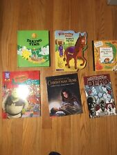 Childrens Used Books Lot of 6 Used