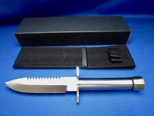 TAYLOR/SETO VTG SURVIVAL KNIFE IK-77S  Made In Japan UNUSED NEAR MINT COND. #1