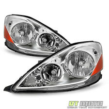 2006-2010 Toyota Sienna Halogen Type Headlights Headlamps Aftermarket Left+Right