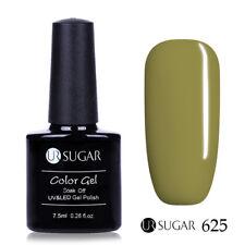 122 Colors Nail Art UV Gel Polish Soak Off Top Base Coat Gel Varnish UR SUGAR